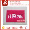 wholesaler hot sale!! waterproof cushion door mat antislip reuse pvc floor mat