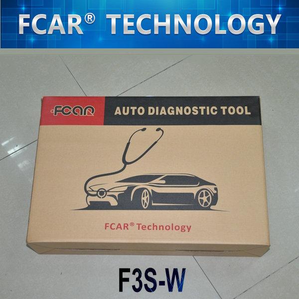 Obd2, Programmation des touches, Injecteur, DPF, Abs d'échappement, Srs, Tpms, FCAR F3S-W AUTO DIAGNOSTIC SCANNER