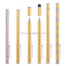 High quality Flexible magnetic pen / Magnets Stylus Pen / phone touch pen