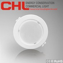 CHL with external driver ce emc rohs led downlight dimmable