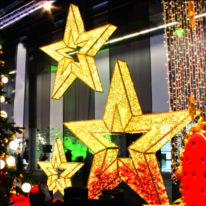 the led christmas sphere is handmade delicate for eyeball catching during the holiday