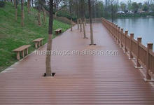 wpc floor decking wall panel board fence bench recycled plastic wood flooring