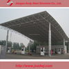 Cost of gas station canopy