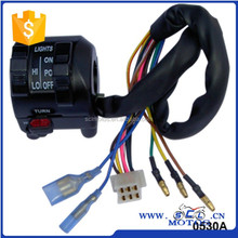 SCL-0530A Motorcycle left Handle switch for Yamaha RX100 12V