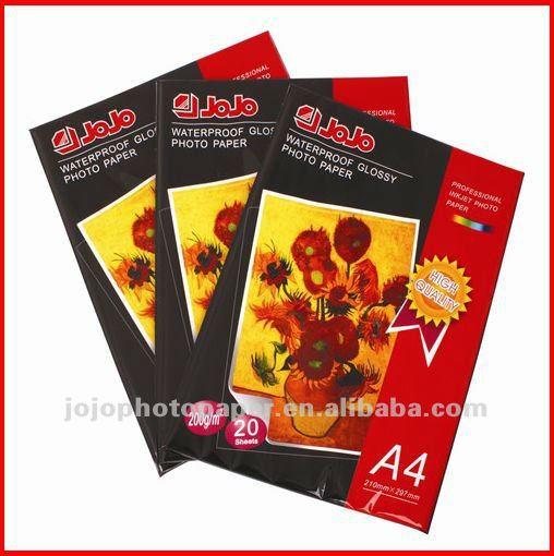 JOJO Premium Photo Paper 200g A4 Inkjet Photo Paper