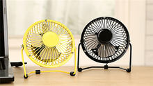 4 inch USB Iron mini fan
