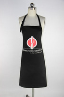 100% cotton twill custom print bib apron
