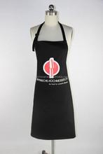 100% cotton twill custom print bib apron