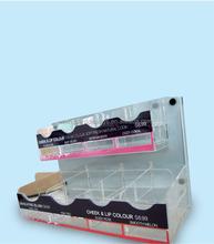 Cosmetic Make Up Acrylic Counter Display, Cosmetic Organiser