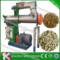 KN-FP250 Capacity 1t/h small feed mill plant,livestock feed plant,cattle feed feed plant