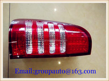 New halogen tail light or xenon tail light for Toyota Hilux VIGO