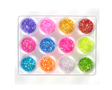 Most Popular Small Slices Shining Nail Decoration For Professional Use