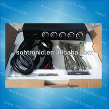 Mini estéreo amplificador av, amplificador de la educación