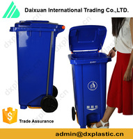 100/120/240L Plastic Waste and Garbage Containers for Sale