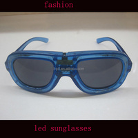 Updated most popular blinking kids sunglasses for party