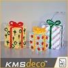 3d led gift, christmas gift box led and LED pumpkin carriage Lights & Lighting