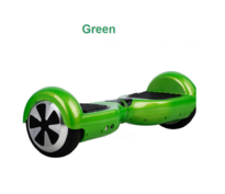 6.5 inch two wheels self balancing scooter & 36v Voltage and 1 hour Charging Time 2 wheel electric scooter