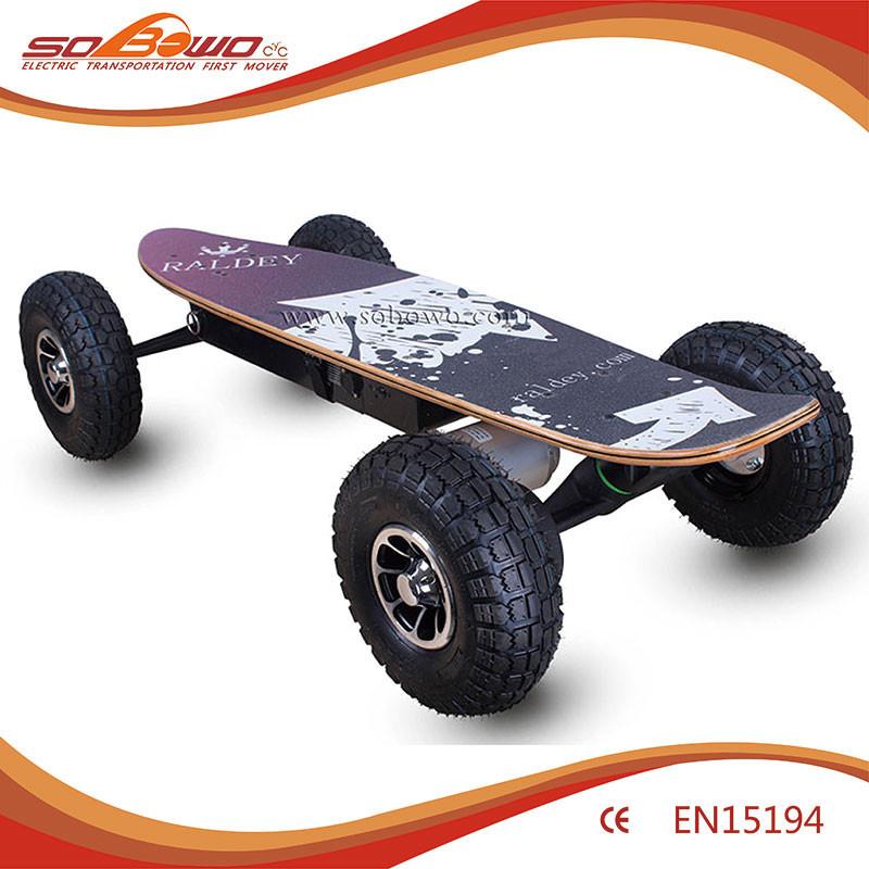 off road electric skateboard 900w brushless motor 36v li. Black Bedroom Furniture Sets. Home Design Ideas