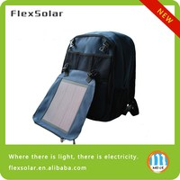 Hot!!! Portable and foldable solar pack 1.8w Solar Panel Charger Bag