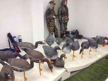 wholesale goose decoys,XPE foam goose decoys, 3D animal hunting decoys