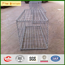 24 Years Factory Welded Gabion Wire Stone Fence