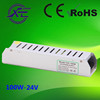 Hot sale single output DC 24V 100W IP20 slim LED power supply from Shenzhen Faithful Power Manufacturer