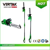 One to one order following electric multifunction saw long handle chain saw