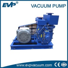 High quality large industrial belt driven water ring vacuum pump