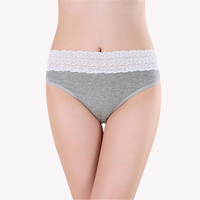 New Design Sexy Lace Briefs Women Cotton Underwear Ladies Panties Underwear Wholesale