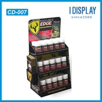 Eu very welcomed counter display stand/counter display rack