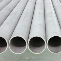 304L Heavy Wall seamless Stainless Steel Sanitary Pipe Support