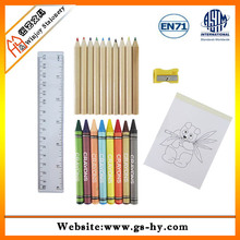 cute cheap stationery set