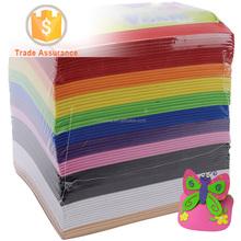 Low odour foam EVA colorful sponge board