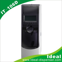 Electric LCD Aerosol dispenser /Air Freshener for HOTEL TOILET IT-106D