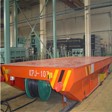 KPJ Series Electric Flat Car for Handling in Warehouse (6ton)