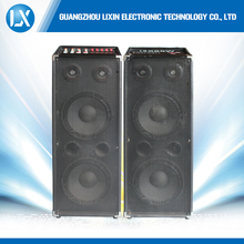 Super bass powerful 15 inch active stage speaker