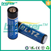 r6 battery 1.5v aa r6 sum3 carbon zinc battery made in china