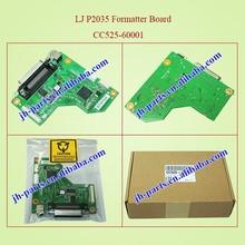 Printer Parts LaserJet P2035 printer Formatter Board 2035 Logic Card Main Board CC525-60001