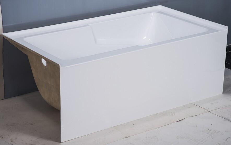 60 x 32 pouces tablier jupe upc style baignoires norme. Black Bedroom Furniture Sets. Home Design Ideas