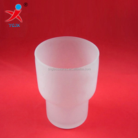 ROUND LAMP SHADE FROSTED GLASS