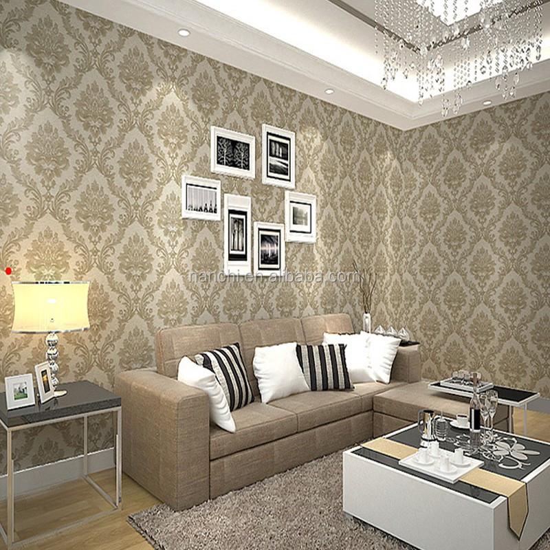 Wanddecoratie behang woonkamer for Wanddecoratie woonkamer