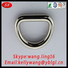 China customized small belt buckle, metal clip, belt clip RoHS /ISO9001