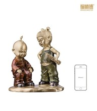 Gold supplier chinese ancient bronze sculpture
