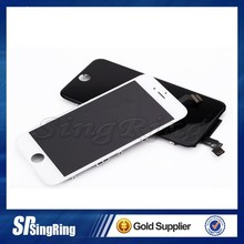 100% new brand for iphone lcd and 100% perfect fit replacement high quality lcd material for iphone 6 plus lcd display