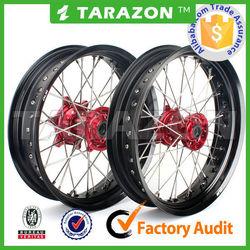 Tarazon aluminium alloy wheel motorcycle 17