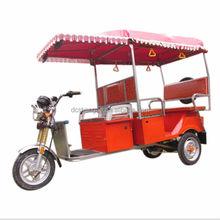 three wheel hot sale e rickshaw for passengers