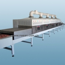 Nasan Microwave Meat Drying Machine
