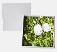 custom high quality special beautiful weeding decorate flower gift box