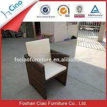 Aluminum furniture outdoor costco wicker stackable chair