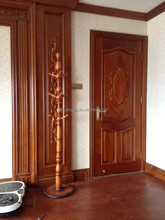 Luxury Classy Strong Solid Wood/Timber Wood Front Door Design